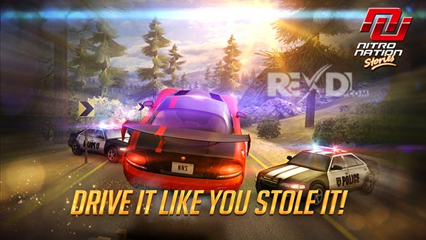 Nitro Nation Stories Apk