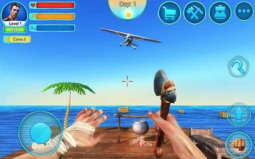 Ocean Survival 3D - 2 Apk
