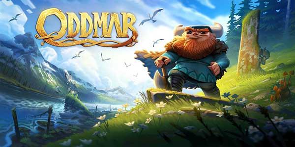 Oddmar Full Cover