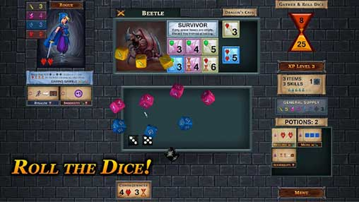 One Deck Dungeon Apk