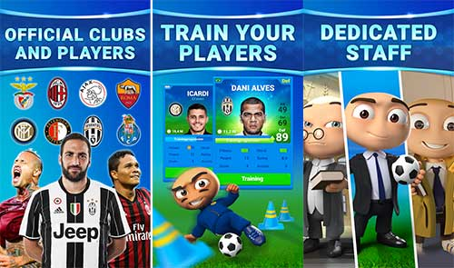 Online Soccer Manager OSM Apk