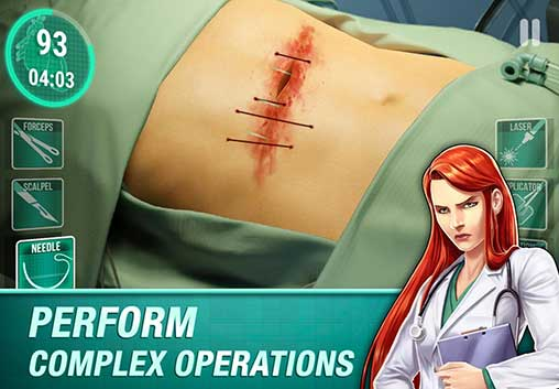 Operate Now Hospital Apk