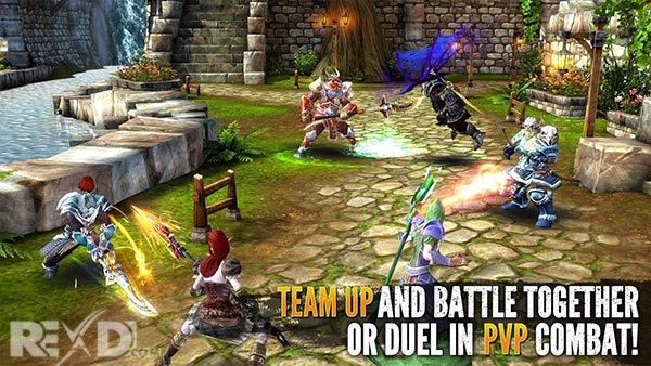Order & Chaos 2 Redemption Android