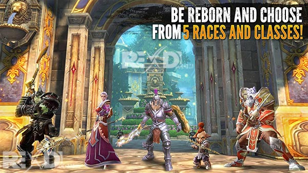 Order & Chaos 2 Redemption Apk