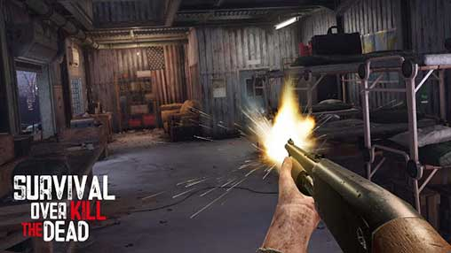 Overkill the Dead: Survival Apk