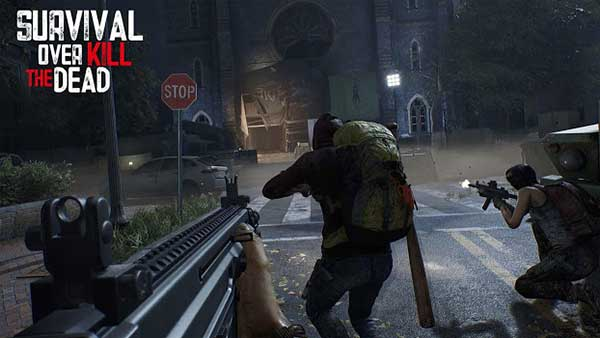 Overkill the Dead: Survival Mod