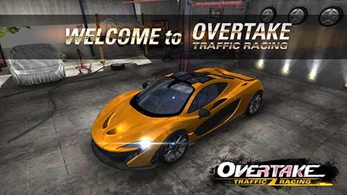 Overtake Traffic Racing
