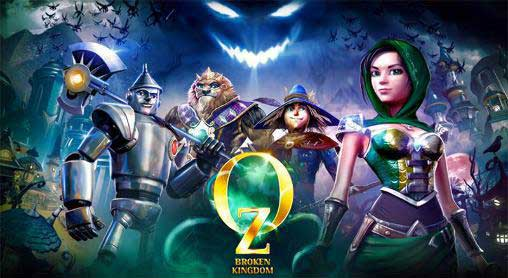 Oz Broken Kingdom Apk Mod Revdl Data for Android