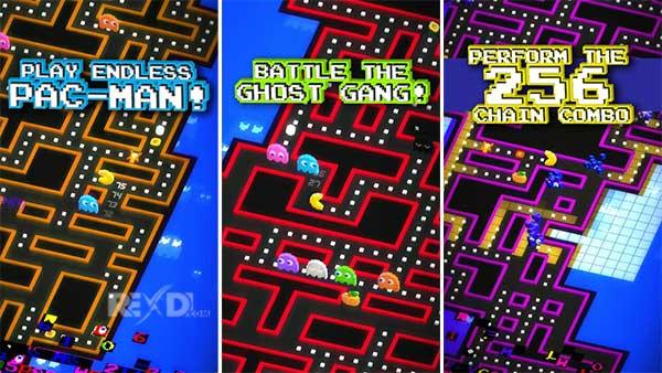 AC-MAN 256 – Endless Maze Apk