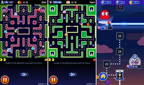 PAC MAN Hats 2 Apk