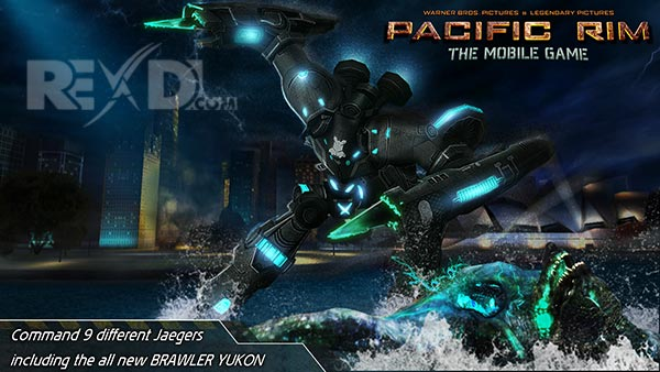 Pacific Rim Android