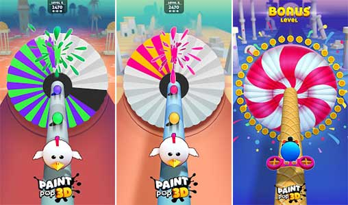 Paint Pop 3D Apk