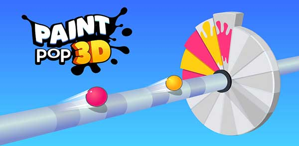 Paint Pop 3D Mod