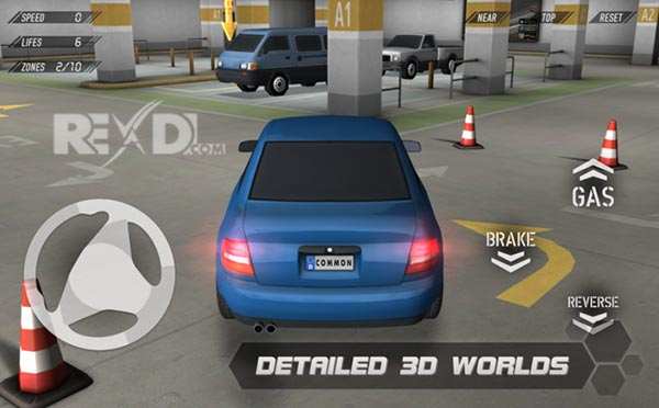 Parking Reloaded 3D Apk