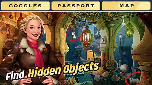 Pearl's Peril Hidden Object Apk