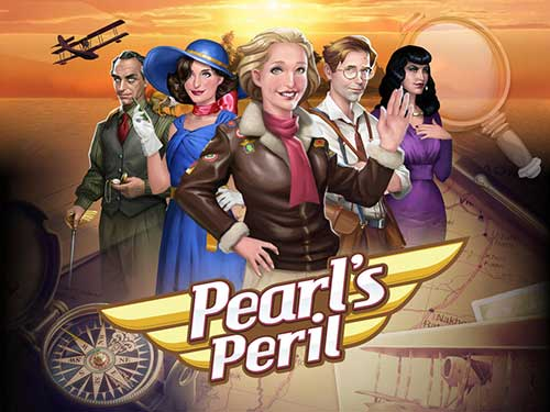 Pearl's Peril Hidden Object