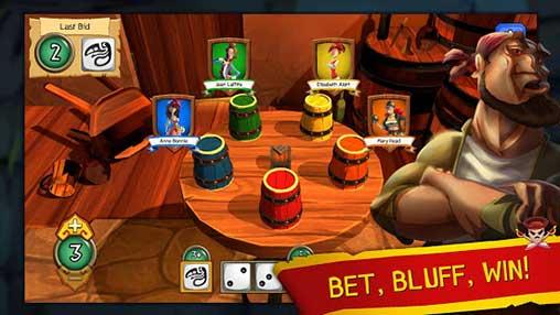 Perudo: The Pirate Board Game Apk