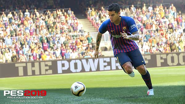 PES 2019 PRO EVOLUTION SOCCER 3 3 1 (Full) Apk + Data Android