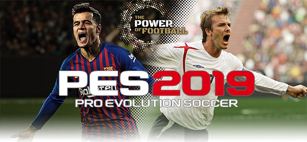 PES 2019 PRO EVOLUTION SOCCER (Full) Apk + Data Android
