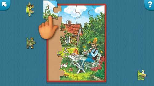 Pettson's Jigsaw Puzzle Apk