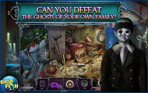 Phantasmat Behind the Mask Apk