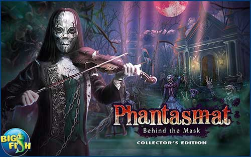 Phantasmat Behind the Mask