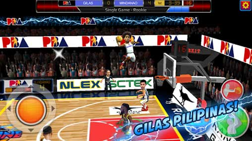 Philippine Slam! 2018 – Basketball Slam Apk