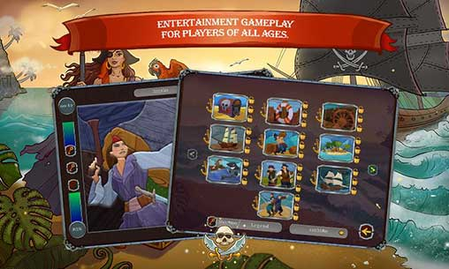 Pirate Mosaic Puzzle Apk