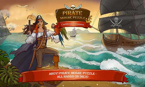 Pirate Mosaic Puzzle