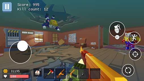 Pixel Combat: World of Guns Apk