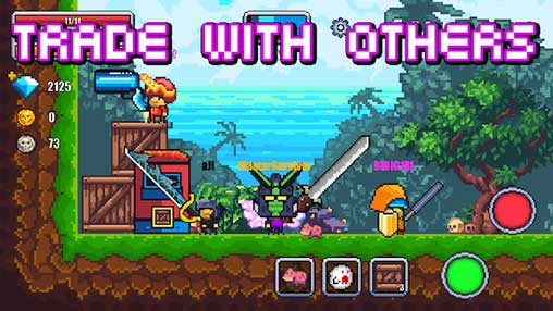 Pixel Survival World Apk