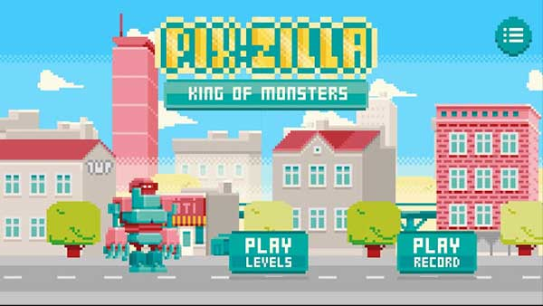 Pixzilla - King of monsters Mod