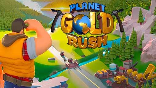 Planet Gold Rush