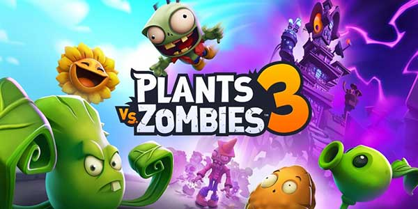 Plants vs Zombies 3 Cover