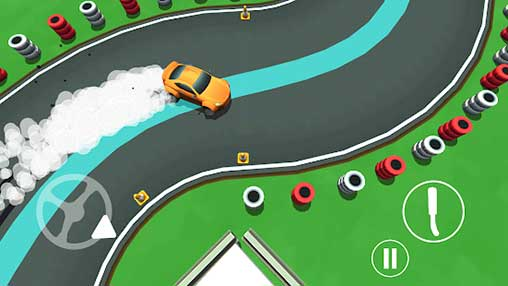 Pocket Drift Apk