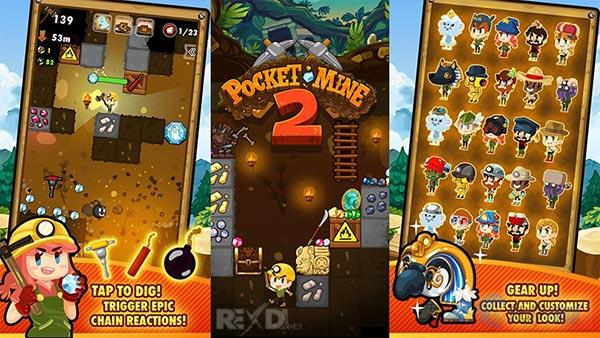 Pocket Mine 2 android