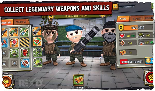 Pocket Troops Android