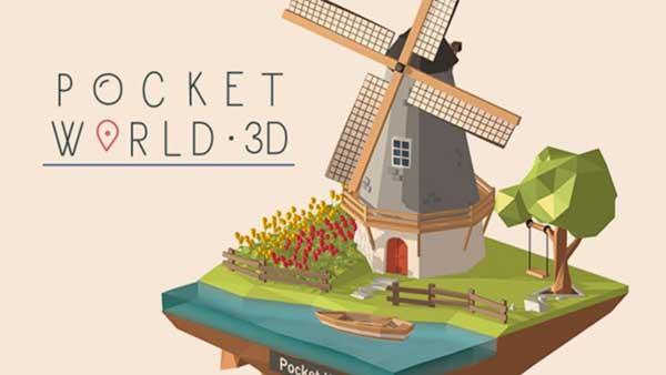 Pocket World 3D 1.8.4 Apk + Mod (Money/Unlocked) Android