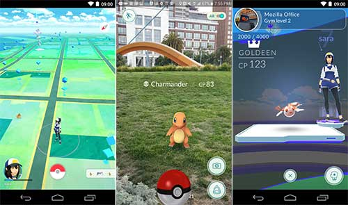 Pokemon GO 0 149 1 Apk + MOD (Fake GPS/Anti-Ban) for Android