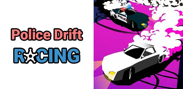 Police Drift Racing Cover