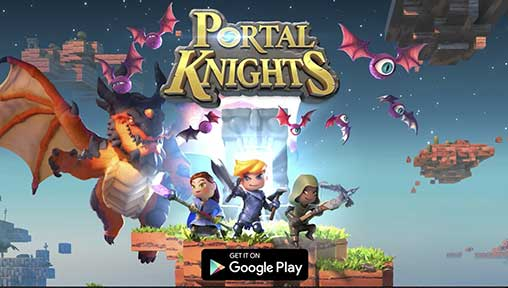 Portal Knights 1 5 2 Full Apk + Data for Android