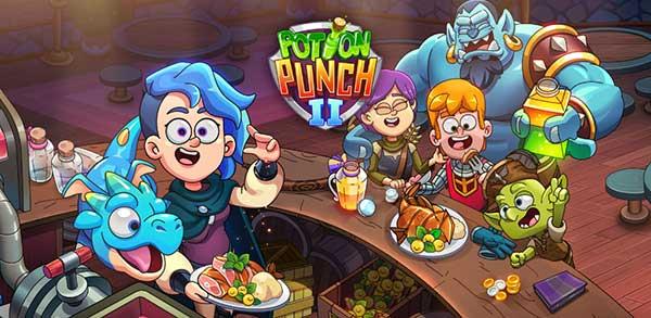 Potion Punch 2 Mod