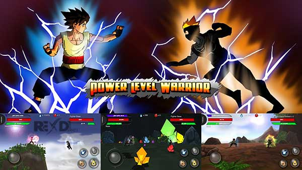 Power Level Warrior Apk