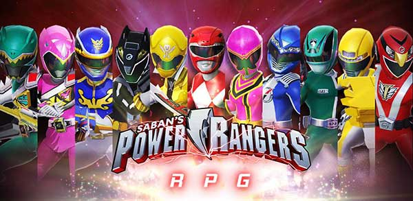 Power Rangers: All Stars Mod