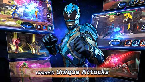 Power Rangers Legacy Wars Apk