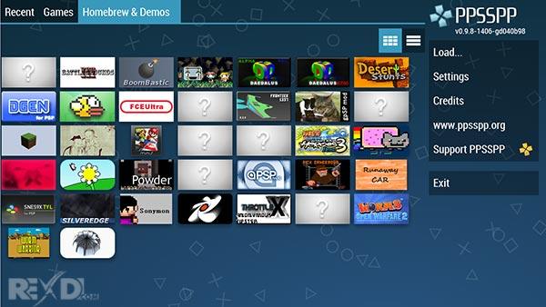PPSSPP Gold – PSP emulator Apk
