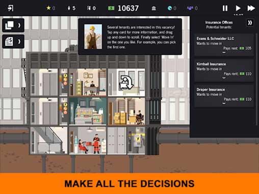 Project Highrise Apk
