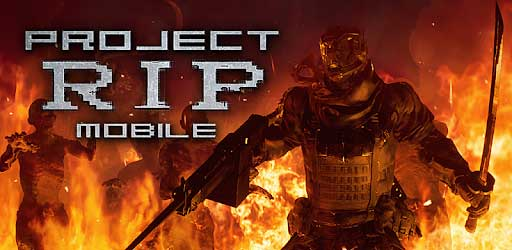 Project RIP Mobile Cover