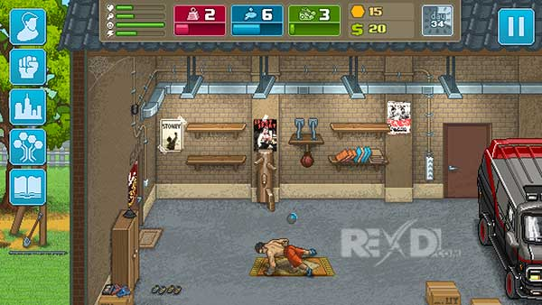 Punch Club Apk