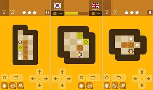 Push Maze Puzzle Apk